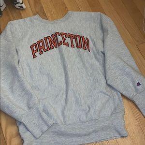 Champion Princeton sweatshirt